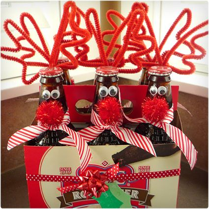 Rudolf The Red Nosed Root Beer Smo S Place