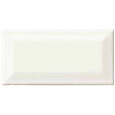 "white rittenhouse square - 6"" x 3"" rectangle wall tile"