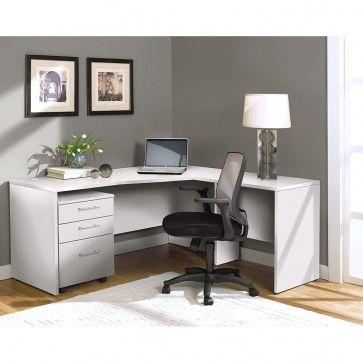 100 Collection Corner L Shaped Desk With Mobile Pedestal White L Shaped Corner Desk White L Shaped Desk L Shaped Desk