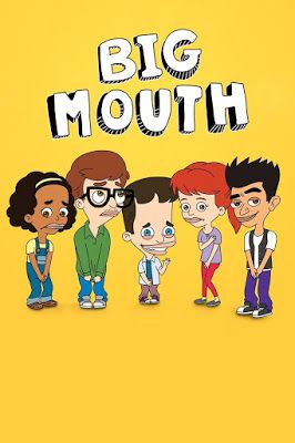 Movies Series 2 Top Animated Shows On Netflix Big Mouth Mouth
