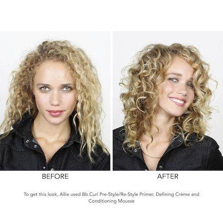 Bb Curl Style Conditioning Mousse Curly Hair Styles Naturally