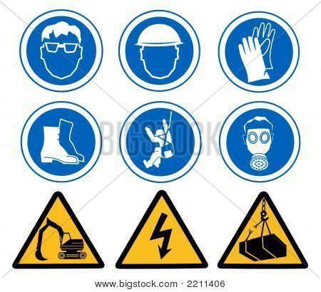 Symbols for health and of signs posters what you should know signs ...