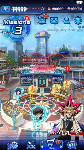 Yu Gi Oh Duel Links Hack Tool Unlimited Gold and Gems on