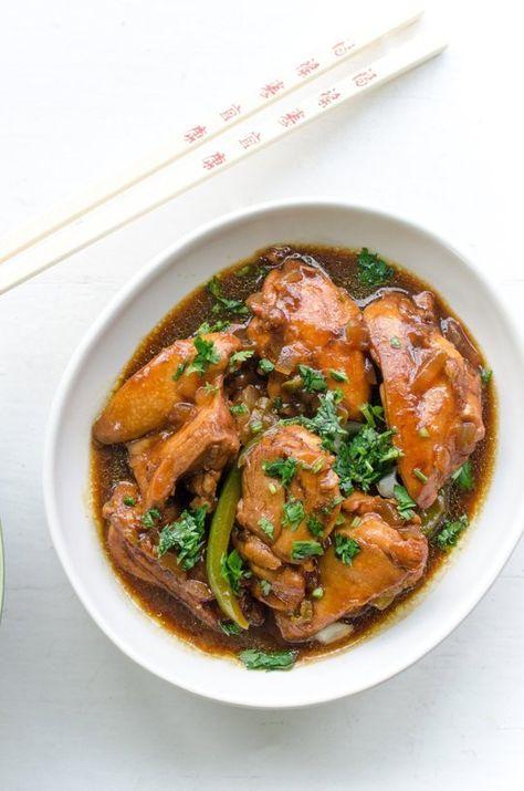 Recipe:  Indian Chili Chicken