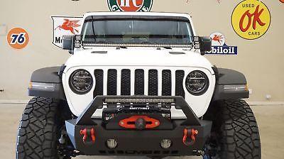 Ebay Jeep Wrangler Jl Unlimited Rubicon 4x4 Custom Lifted Nav Htd