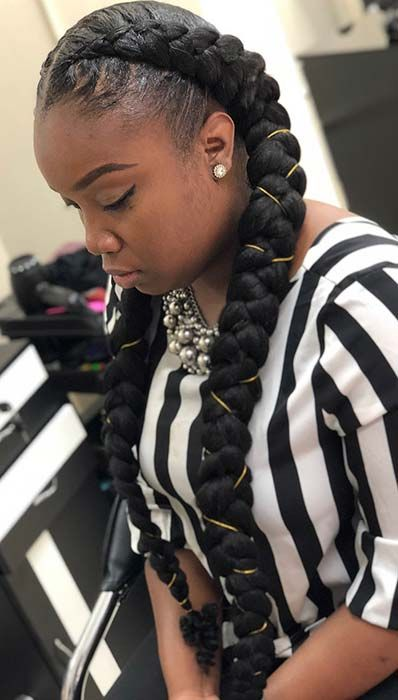 43 Beautiful Ways To Rock A Butterfly Braid Page 2 Of 4 Stayglam Braids With Weave Weave Hairstyles Braided Hair Styles