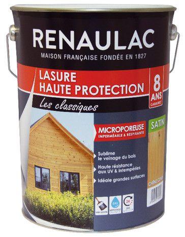 Sous-couche façade supports sains et neufs - RENAULAC Chantier