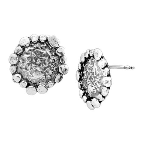 f6e087264 'October Celebration Collection' Created Opal Stud Earrings in Sterling  Silver | Wish List | Earrings, Stud Earrings, Jewelry