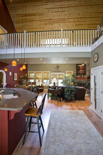 nelson design group | house plans|design services » lake house