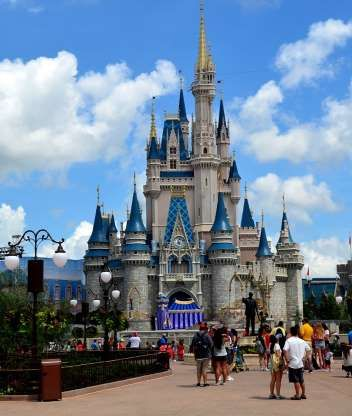 No Matter How Touristy Disney Theme Parks May Seem They Re Still One Of The Happiest Places On Eart Twenty20 Places Disney Theme Parks Happy Places