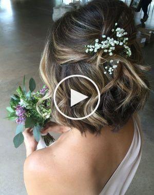 17++ Coiffure mariage cheveux courts photos des idees