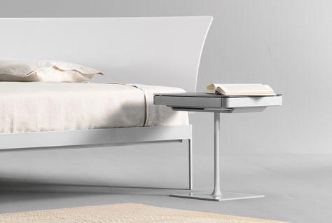The Planes letto, testiera e comodino design Luciano Bertoncini on - einladende traumbetten first class komfort