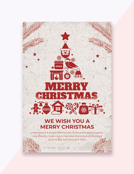 Christmas Greeting Invitation Card Template Free Pdf Word Psd Apple Pages Publisher Outlook Christmas Greeting Card Template Free Greeting Card Templates Greeting Card Template