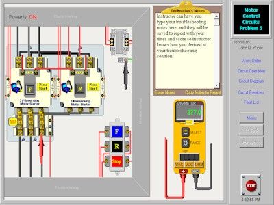 Industrial Electrical Contractors Electrical Troubleshooting Electrical Circuit Diagram Home Electrical Wiring