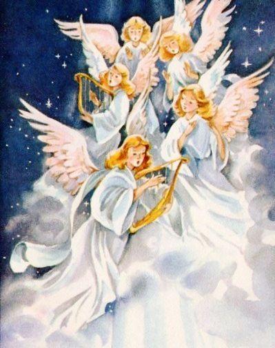 Beautiful Angels.