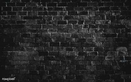 54 Ideas Wall Brick Texture Black For 2019 Wall Brick Wall
