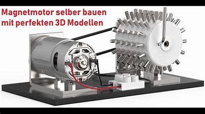 Magnet strom generator bauanleitung
