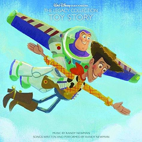 Walt Disney Records The Legacy Collection: Toy Story [2 CD] - Default