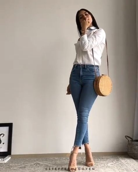 Jean outfit ideas