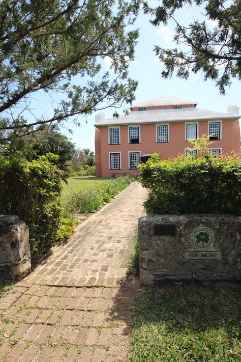Verdmont Museum, run by the Bermuda Trust and certainly worth a visit! http://www.bnt.bm/Places_to_Visit/verdmont_museum.php