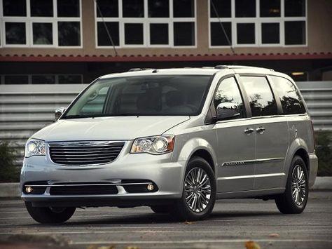 Chrysler Minivans Istorija
