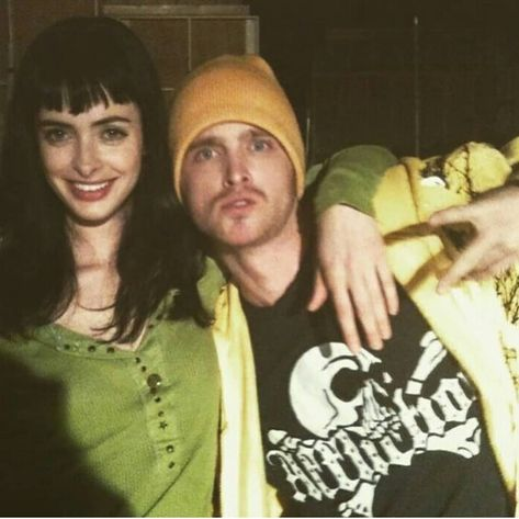 Jesse and Jane - Breaking Bad Breaking Bad Jesse, Jane From Breaking Bad, Krysten Ritter Breaking Bad, Aaron Paul, Jesse Pinkman, Heisenberg, Wallpapers Games, Dope Wallpapers, Breaking Bad Episodes