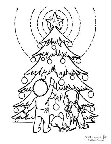 Traceable Christmas Trees Google Search Tree Coloring Page Printable Christmas Coloring Pages Christmas Tree Coloring Page