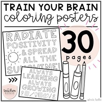 A Great Way To Add Positivity To Your Classroom Students Needs Consistent Practice To Train Thei Train Your Brain Social Emotional Learning Calming Activities