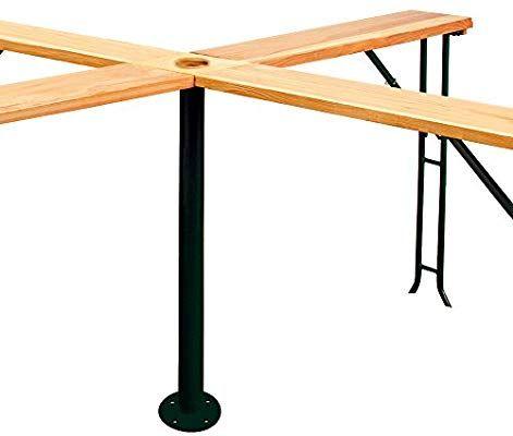 Stehtisch Quattro Xxl Biertisch Bierzeltgarnitur Tisch Klappbar