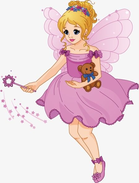 Beautiful Flower Fairy Character Cartoon Beautiful Png Transparent Clipart Image And Psd File For Free Download Fairy Artwork Disney Princess Drawings Baby Fairy
