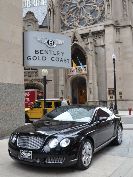 Used 2006 Bentley Continental Gt Chicago Il Bentley Continental Bentley Bentley Car