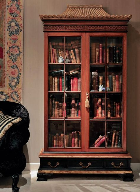 Mobili Provasi From Italy. Bookcase Brilliance. | For The Home | Pinterest