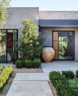Simple And Cheap Modern Landscape Design For Garden Ideas 45 Modern Landscaping Front Door Plants Modern Landscape Design