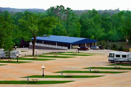 Very Neat And Clean Campgroundquiet Through The Night Great Place Near Tyler TX To Spend A Nightattached Golf Course If Youre Interested
