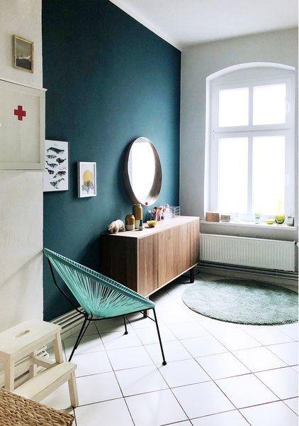 Neues wagen: Wunderschöne Wandfarben-Ideen aus der Community ...