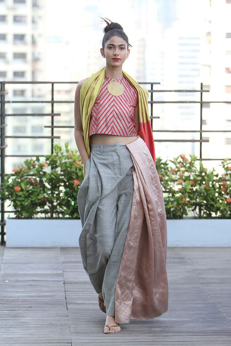 Payal Khandwala at Lakmé Fashion Week summer/resort 2016