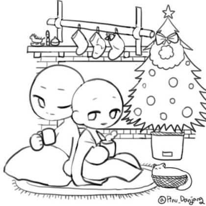 크리스마스 이메레스 모음 2 네이버 블로그 2020 그리기 도전 캐릭터 그리기 드로잉 강좌