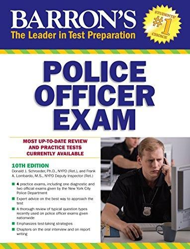 Pdf Download Police Officer Exam Barron S Police Officer Exam