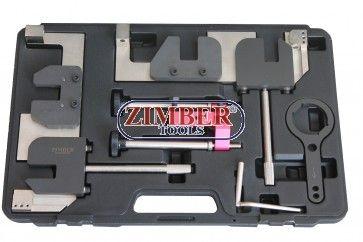 Mekanik Porshe Cayenne Panamera 4.5-4.8 V8 Timing Tool Camshaft Locking Alignment Kit