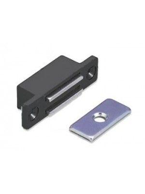Sugatsune 46mm Magnetic Catch Black Mc 0051 Magnets System Model Catch