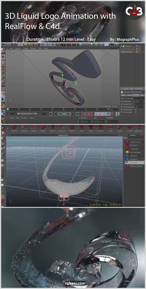 Masking In Cinema 4D