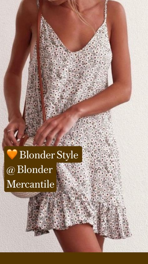 🧡 Blonder Style @ Blonder Mercantile