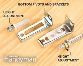 How To Fix Stubborn Bifold Closet Doors Bifold Closet Doors Closet Doors Door Repair