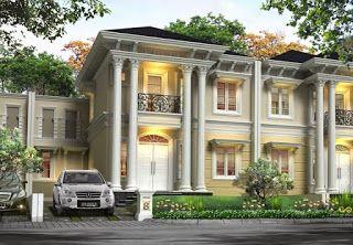 7000 Gambar Rumah Mewah Eropa Terbaru