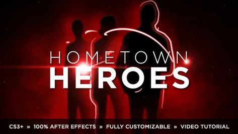Hometown Heroes by MotionRevolver on Envato Elements