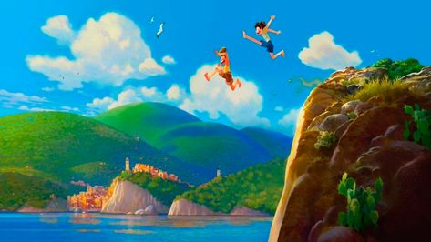 'Luca' é a nova animação da Disney Pixar