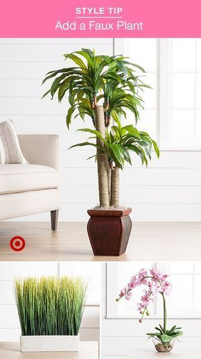 Green Up Your Indoor Or Outdoor Space With Artificial Plants Plants Trees Flowers Are Perfect Idea Artificial Plants Outdoor Artificial Plants Decor Plants