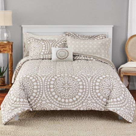 Home Bed In A Bag Ikat Bedding Bed