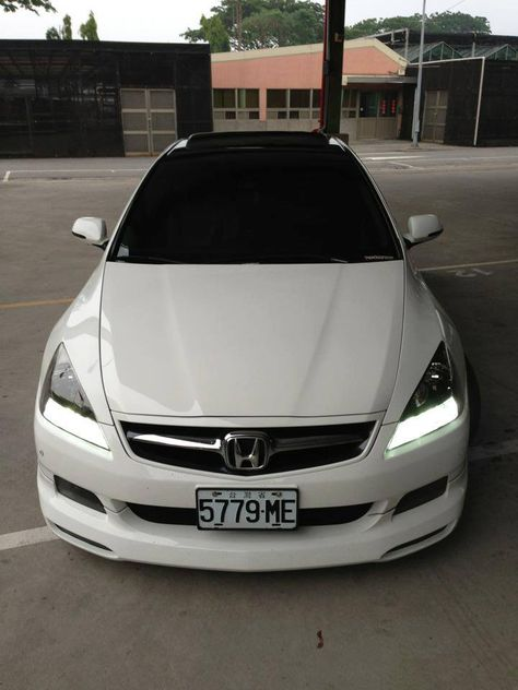 Honda Accord 2003 Modified : honda, accord, modified, Honda, Accord, Ideas, Accord,, Honda,, Custom