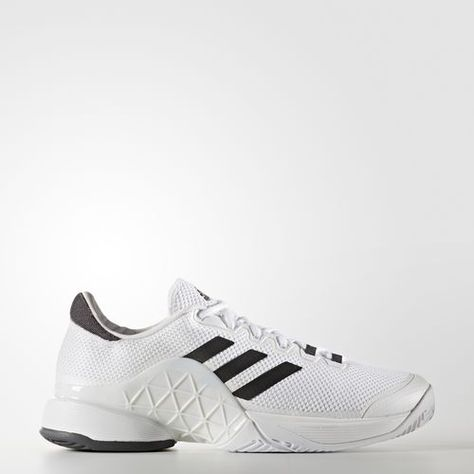 Tennis & Racquet Sports White Adidas Adizero Feather Womens